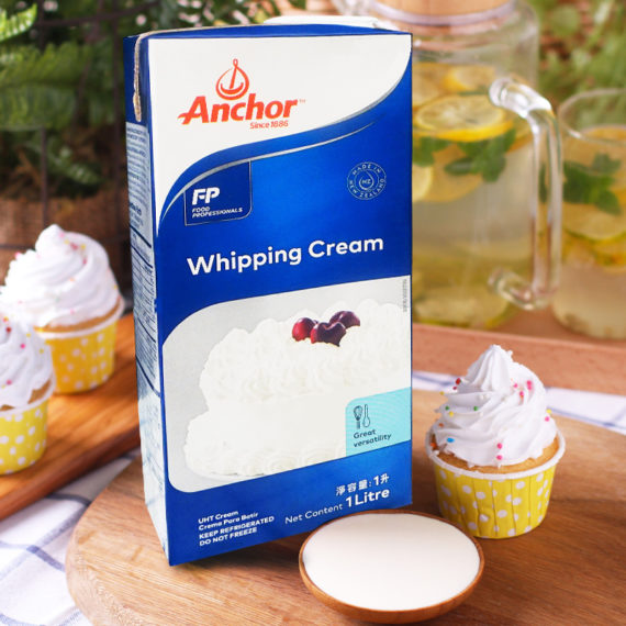 Whipping Cream Anchor 1Lít